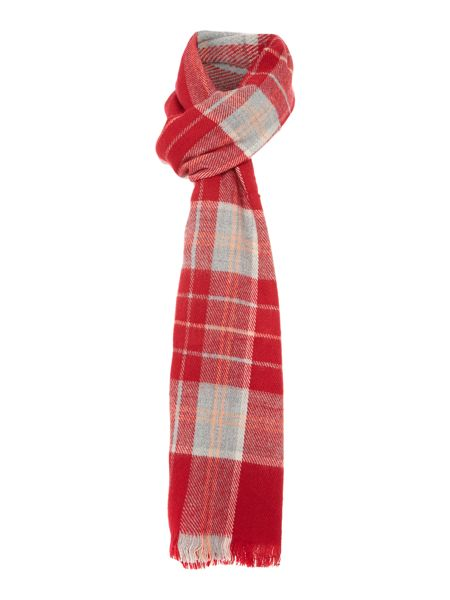 Linea Weekend Picnic Checked Midweight Scarf