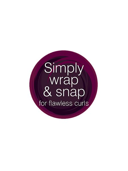 how to use babyliss curl pods