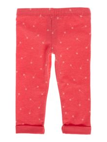 Girls All Over Print Sweat Pants