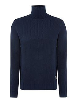 Roll Neck Knitted Jumpers