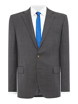 Bedford Slim Fit Prince Of Wales Check Suit