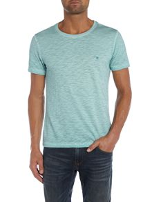 Denton Plain Crew Neck Slim Fit T-Shirt