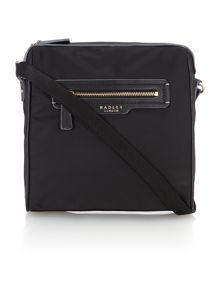 Mercer black medium crossbody bag