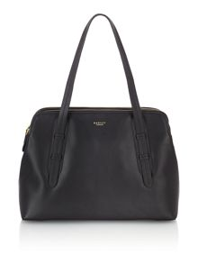 Guildhall large black shoulder bag