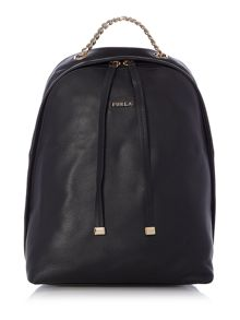 Furla Spy black backpack