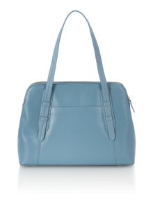 Guildhall large blue shoulder bag