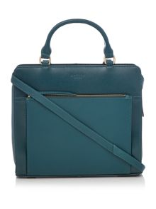 Clerkenwell green medium cross body bag