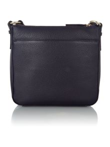 Maddox street navy small cross body bag