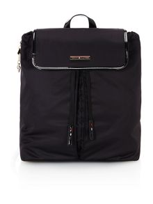 Chico black backpack