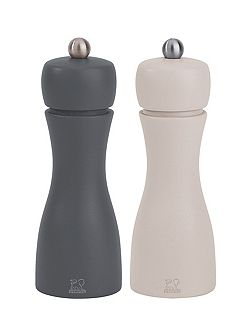 Tahiti Duo Pepper Mill & Salt Mill Set