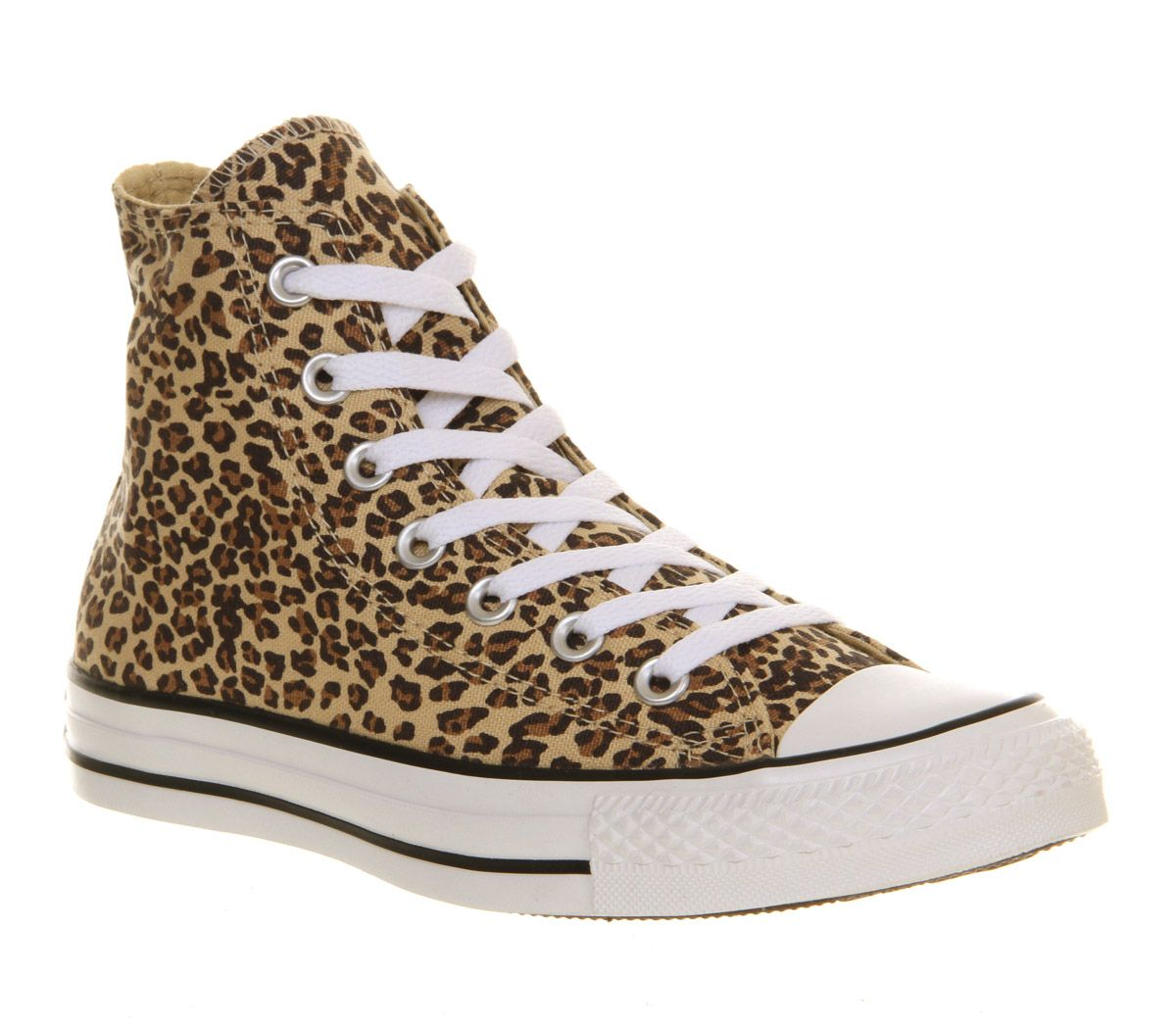 Converse all star hi hi top trainers
