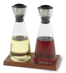 Cole & Mason Flow Select Oil & Vinegar Set