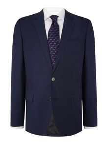 Hutson Gander Plain Slim Fit Two-Piece Suit