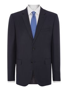 Johnston Lenon Plain Classic Fit Suits