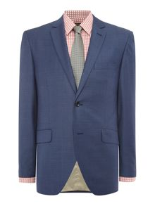 Corsivo Antonio Textured Suit Jacket