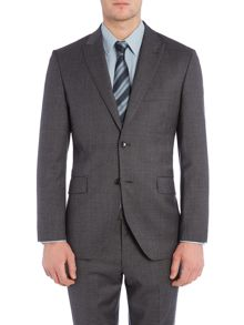Corsivo Zanobi Check Suit Jacket