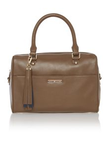Tommy Hilfiger Natalia taupe duffle bag