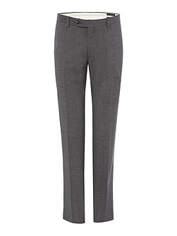 Zanobi Check Suit Trousers
