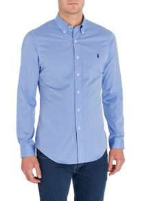 Slim-Fit Long-Sleeve Shirt
