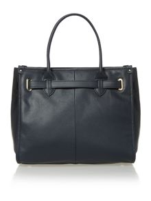 Tommy Hilfiger American icon navy tote bag