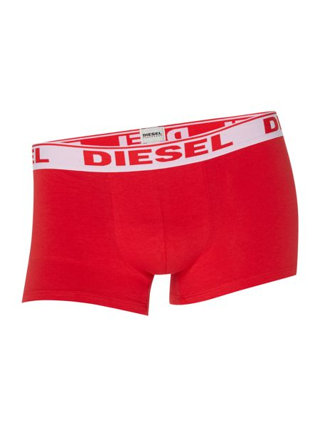 Diesel 3 Pack of Contrast Waistband Trunk