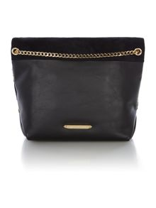 Matthew Williamson Hetty black embellished crossbody bag
