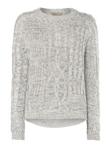 Label Lab Patchwork cable multi end jumper