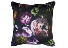 Shadow Floral 45x45cm Feather Cushion
