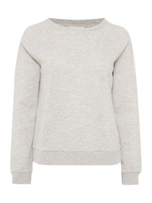 Lunar Embellished Sweat