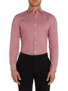 Jason Check Slim Fit Long Sleeve Shirt