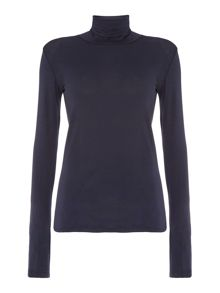 Max Mara Multif jersey polo neck 2 pack