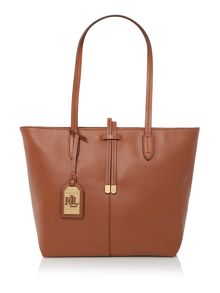 Crawley tan medium tote bag