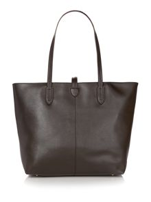 Crawley brown medium tote bag