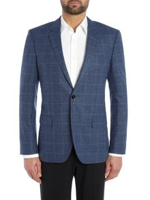 Hutch Formal Button Blazer