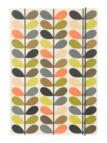 Orla Kiely B5 Perfect bound notebook