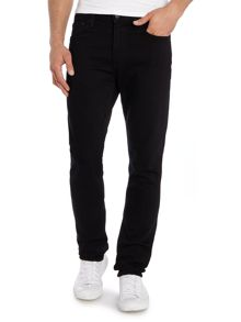 A Gold E Skinny Fit Clean Black Wash Jeans