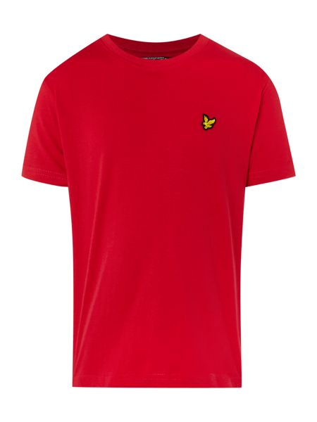 Lyle and Scott Boys Short Sleeved Crew Neck Tshirt