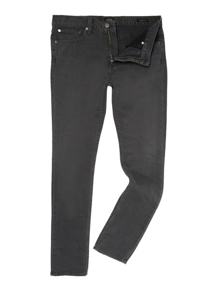 A Gold E Skinny Fit Montclair Dark Wash Jeans