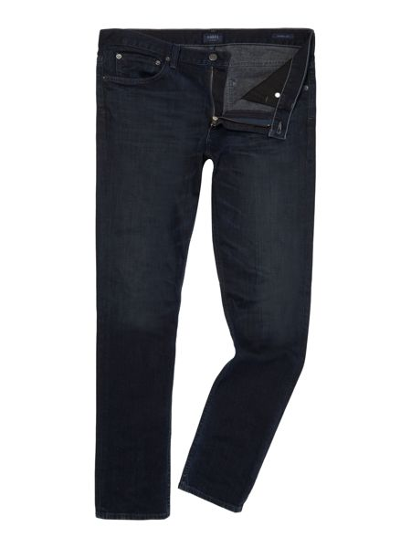 A Gold E Skinny Fit Newcastle Dark Wash Jeans