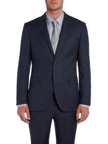 Ermes Textured Suit Jacket