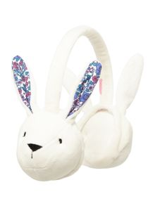 Joules Girls Hare Earmuffs