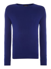 Plain Crew Neck Pull Over Jumpers