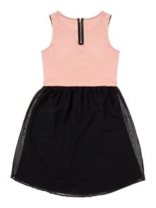 Girls sleeveless dress