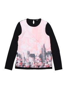 DKNY Girls blouse