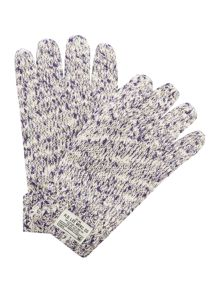 Lee Girls knitted gloves