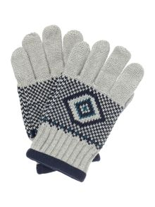 Timberland Boys fleece gloves