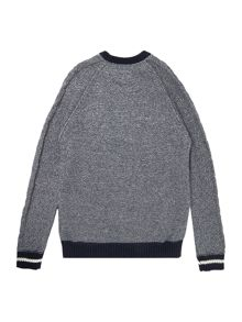 Boys knitted top