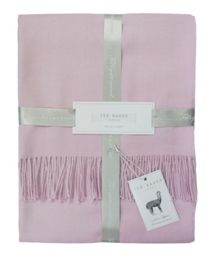 Arlo Pink Throw