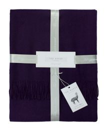 Ted Baker Arlo Grape Throw