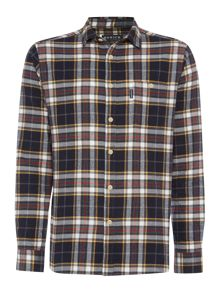 Woodbridge Checked Long Sleeve Shirt